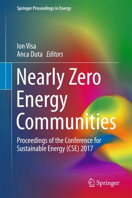 Cover of 'Nearly Zero Energy Communities'