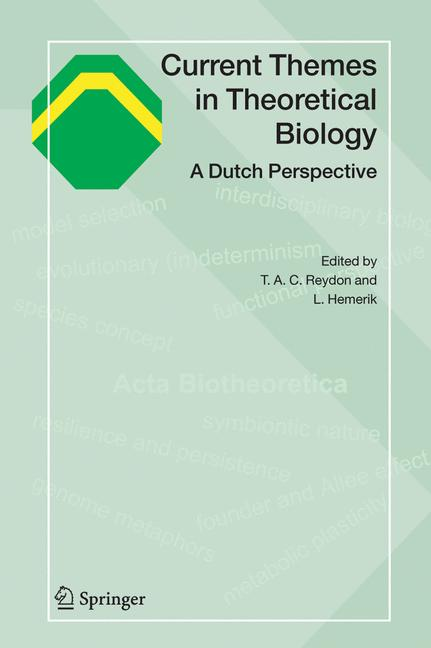 Cover of 'Current Themes in Theoretical Biology'
