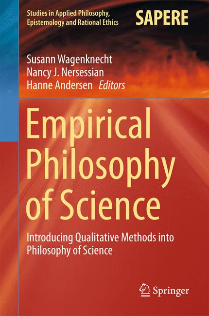 Cover of 'Empirical Philosophy of Science'