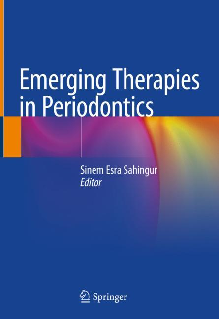 Cover of 'Emerging Therapies in Periodontics'