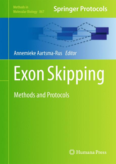 Cover of 'Exon Skipping'