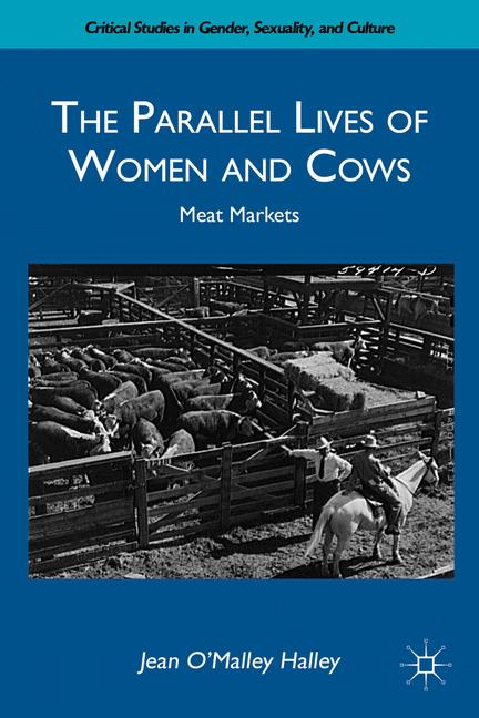 Cover of 'The Parallel Lives of Women and Cows'