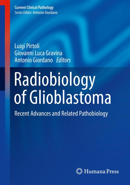 Cover of 'Radiobiology of Glioblastoma'