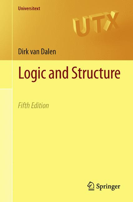 Cover of 'Logic and Structure'