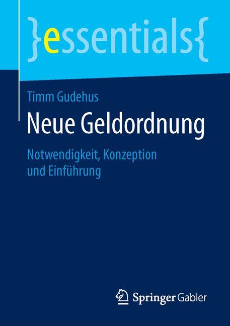 Cover of 'Neue Geldordnung'