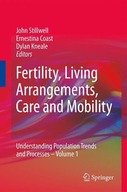 Cover of 'Fertility, Living Arrangements, Care and Mobility'