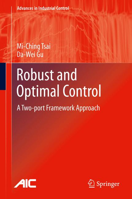 Cover of 'Robust and Optimal Control'