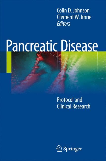 Cover of 'Pancreatic Disease'