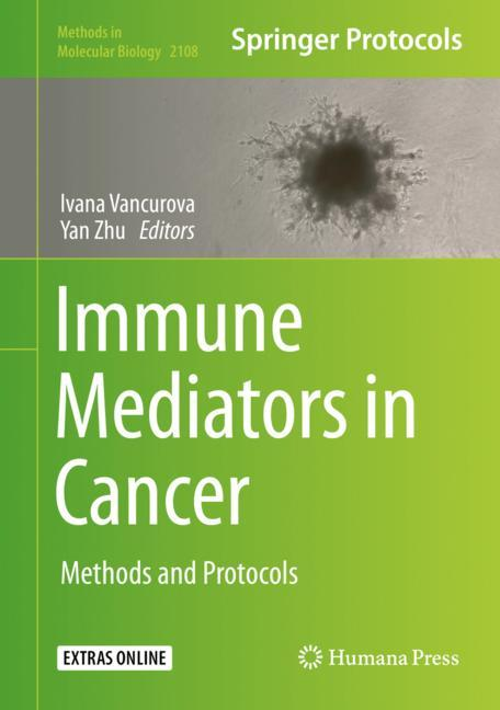 Cover of 'Immune Mediators in Cancer'