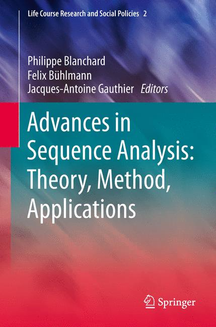 Cover of 'Advances in Sequence Analysis: Theory, Method, Applications'