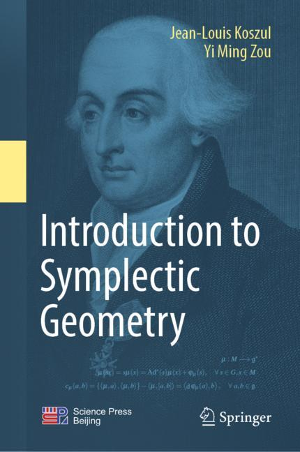 Cover of 'Introduction to Symplectic Geometry'