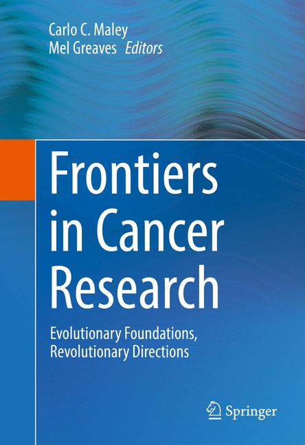 Cover of 'Frontiers in Cancer Research'