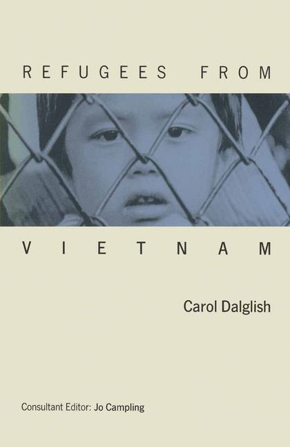 Cover of 'Refugees from Vietnam'