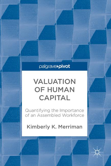 Cover of 'Valuation of Human Capital'