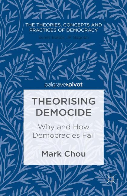Cover of 'Theorising Democide'