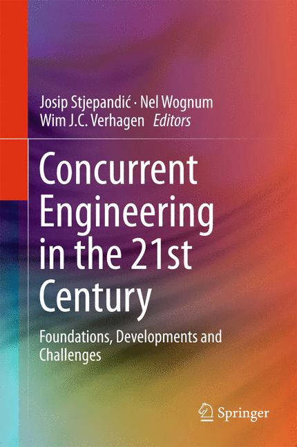 Cover of 'Concurrent Engineering in the 21st Century'