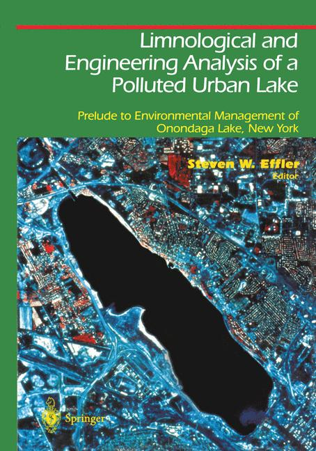 Cover of 'Limnological and Engineering Analysis of Polluted Urban Lake'