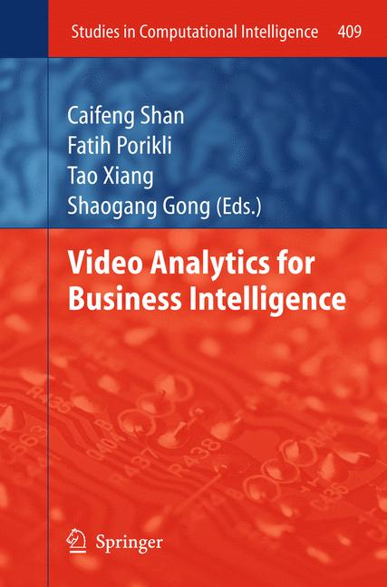 Cover of 'Video Analytics for Business Intelligence'
