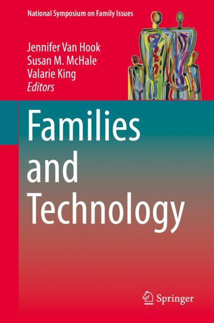 Cover of 'Families and Technology'