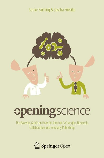 Cover of 'Opening Science'