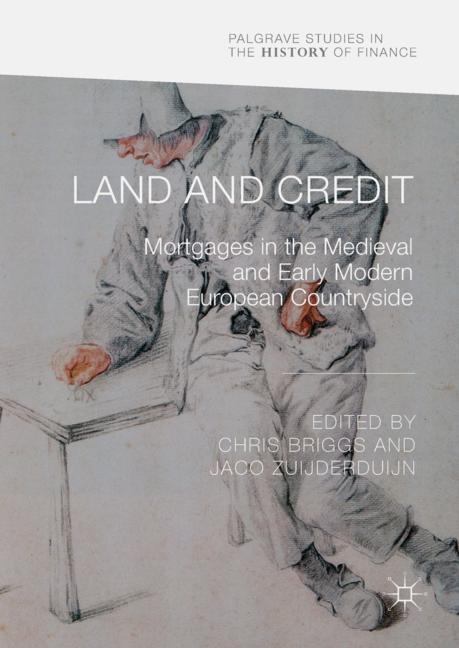 Cover of 'Land and Credit'