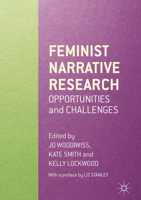 Cover of 'Feminist Narrative Research'