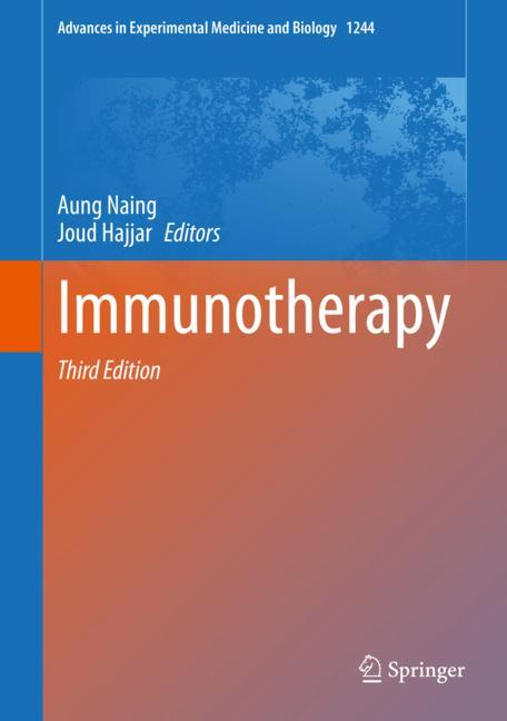 Cover of 'Immunotherapy'