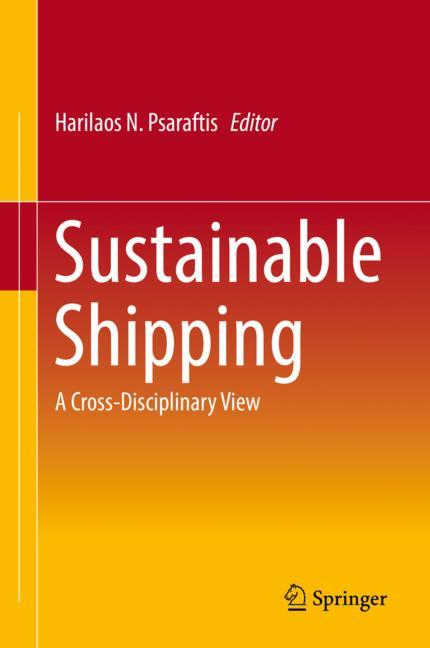 Cover of 'Sustainable Shipping'