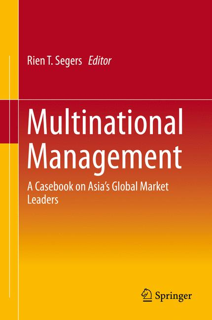 Cover of 'Multinational Management'