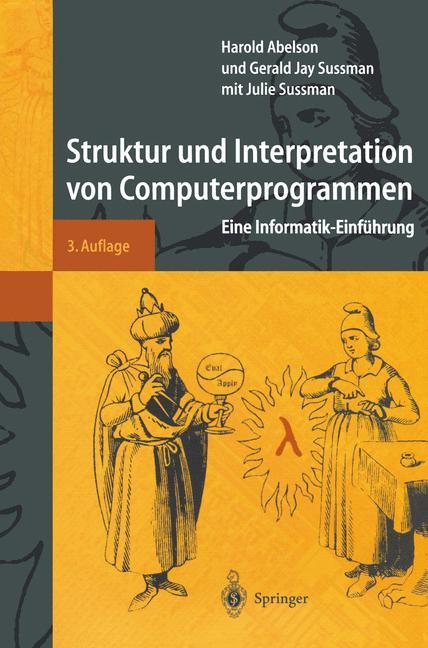 Cover of 'Struktur und Interpretation von Computerprogrammen'
