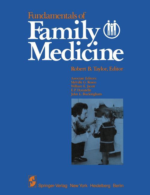 Cover of 'Fundamentals of Family Medicine'