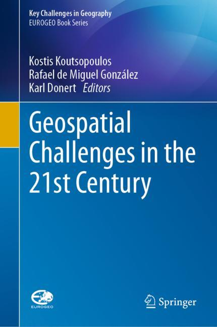 Cover of 'Geospatial Challenges in the 21st Century'