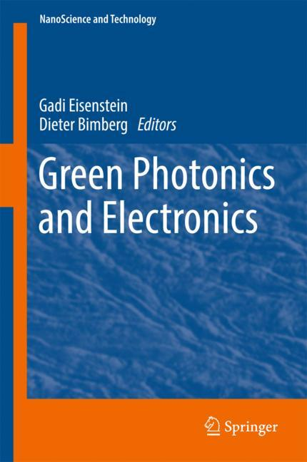 Cover of 'Green Photonics and Electronics'