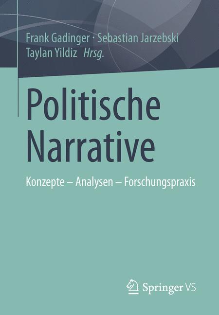 Cover of 'Politische Narrative'