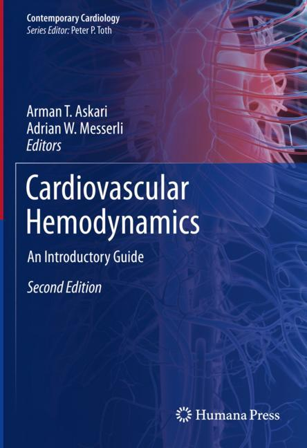 Cover of 'Cardiovascular Hemodynamics'