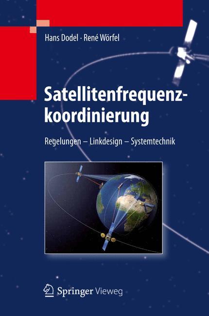 Cover of 'Satellitenfrequenzkoordinierung'