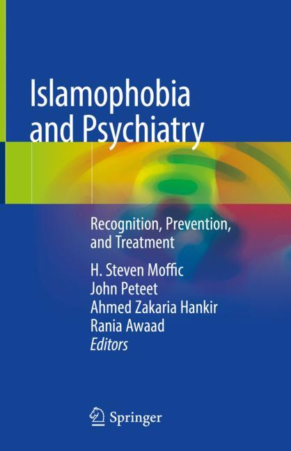 Cover of 'Islamophobia and Psychiatry'