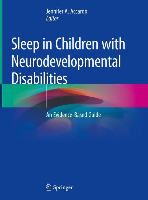 Cover of 'Sleep in Children with Neurodevelopmental Disabilities'