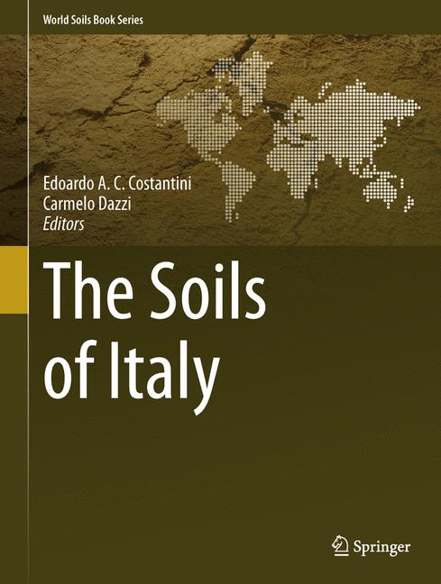 Cover of 'The Soils of Italy'