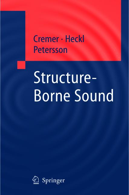 Cover of 'Structure-Borne Sound'