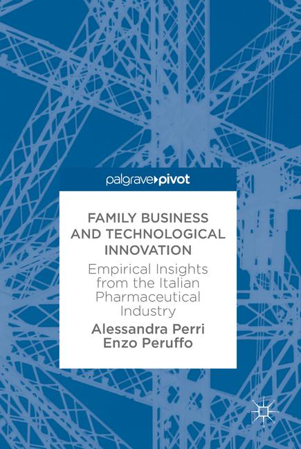 Cover of 'Family Business and Technological Innovation'