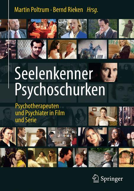 Cover of 'Seelenkenner Psychoschurken'