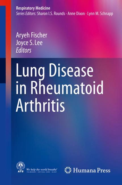Cover of 'Lung Disease in Rheumatoid Arthritis'