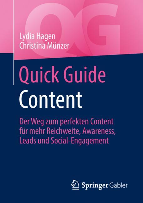 Cover of 'Quick Guide Content'