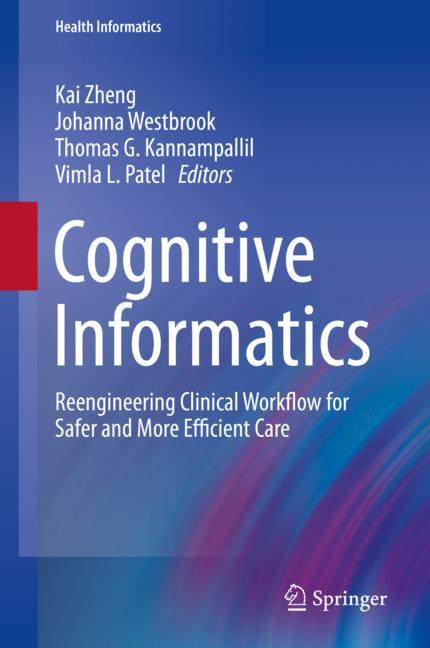 Cover of 'Cognitive Informatics'
