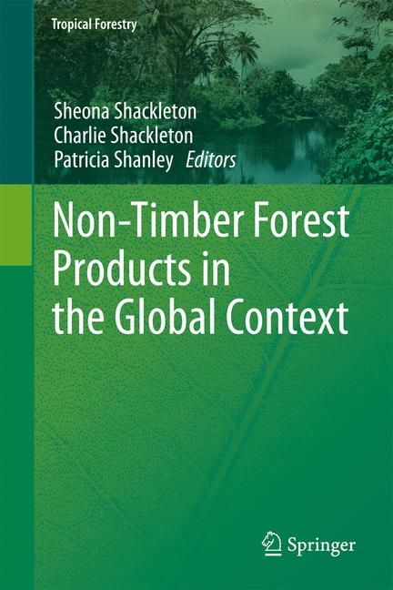 Cover of 'Non-Timber Forest Products in the Global Context'