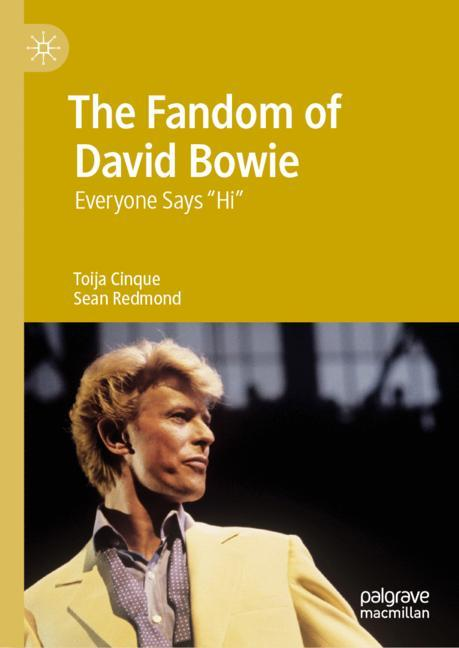 Cover of 'The Fandom of David Bowie'