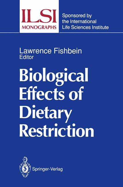 Cover of 'Biological Effects of Dietary Restriction'