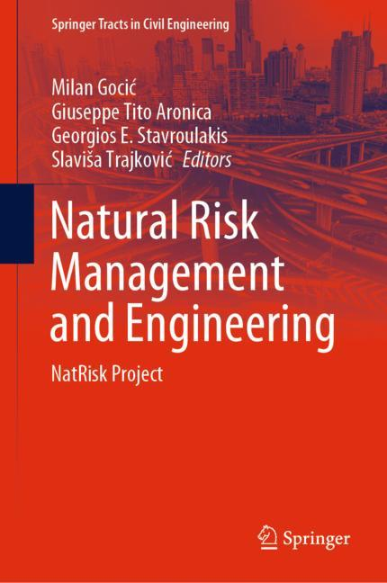 Cover of 'Natural Risk Management and Engineering'