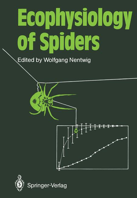 Cover of 'Ecophysiology of Spiders'